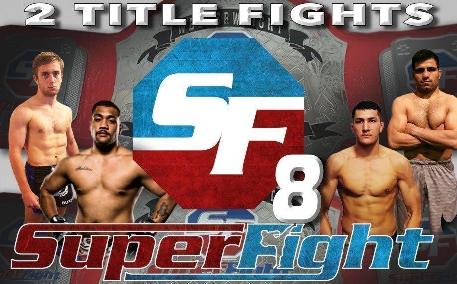 SuperFight 8