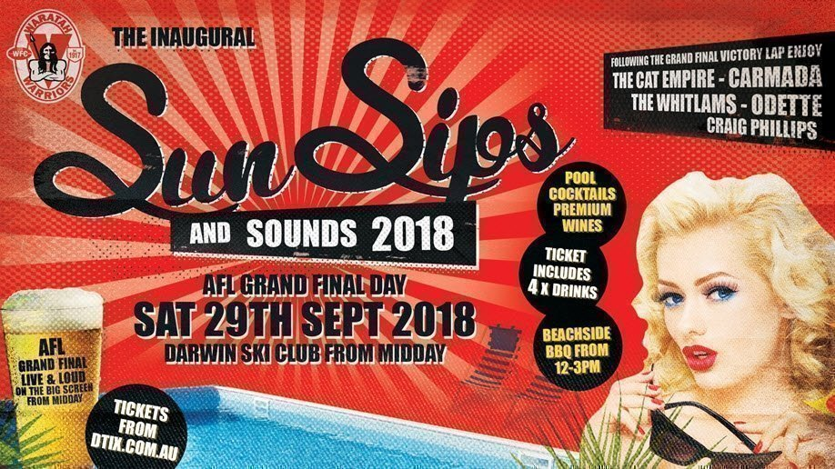 Sun, Sips and Sounds 2018