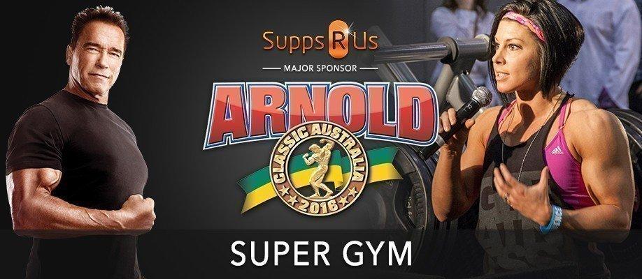 Arnold Classic Australia 2016: Super Gym Sessions