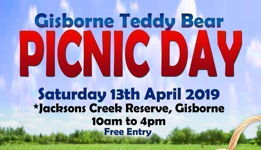 Gisborne Teddy Bear Picnic Day