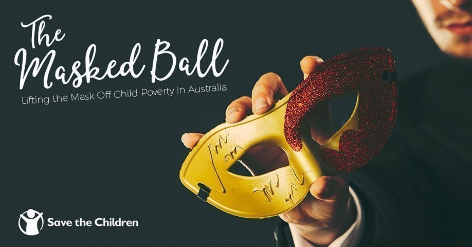 The Masquerade Ball for Save The Children