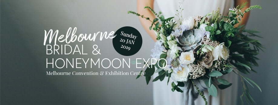 The Melbourne Bridal & Honeymoon Expo 2019