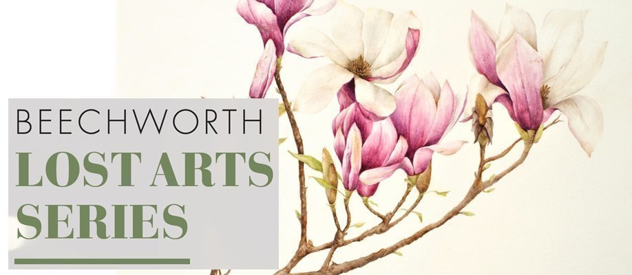 Lost Arts Series: A Quick Introduction to Botanical Art