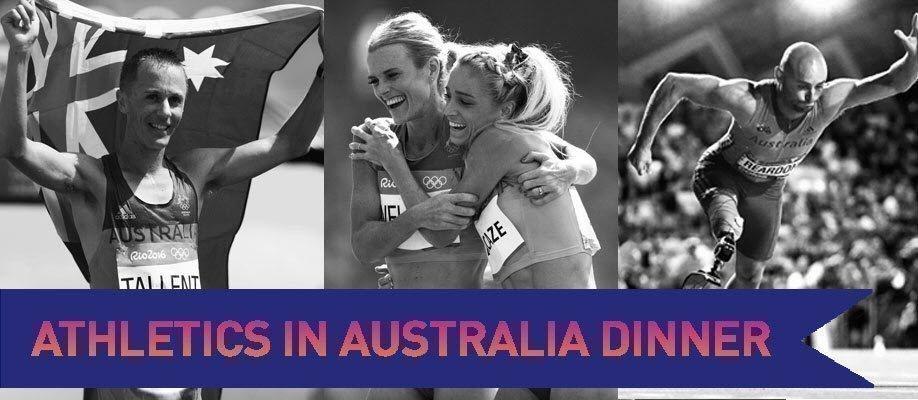 Athletics in Australia Celebration