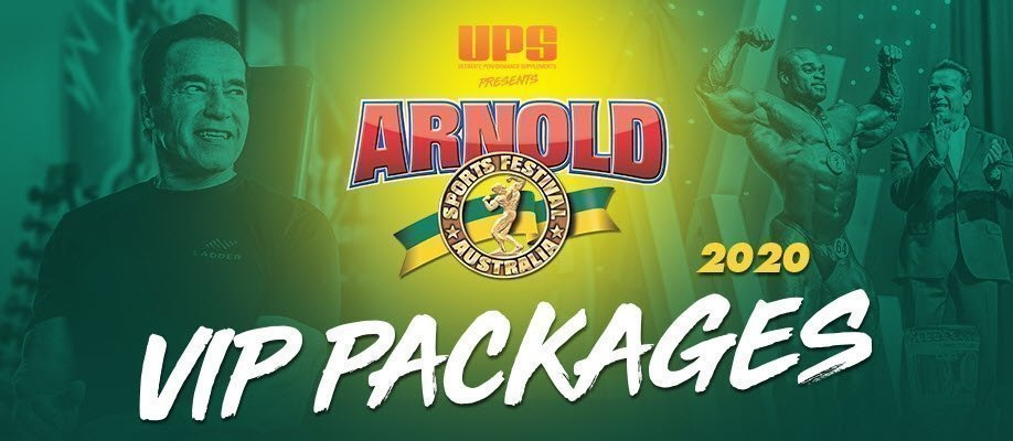 Arnold Sports Festival 2020: VIP Packages