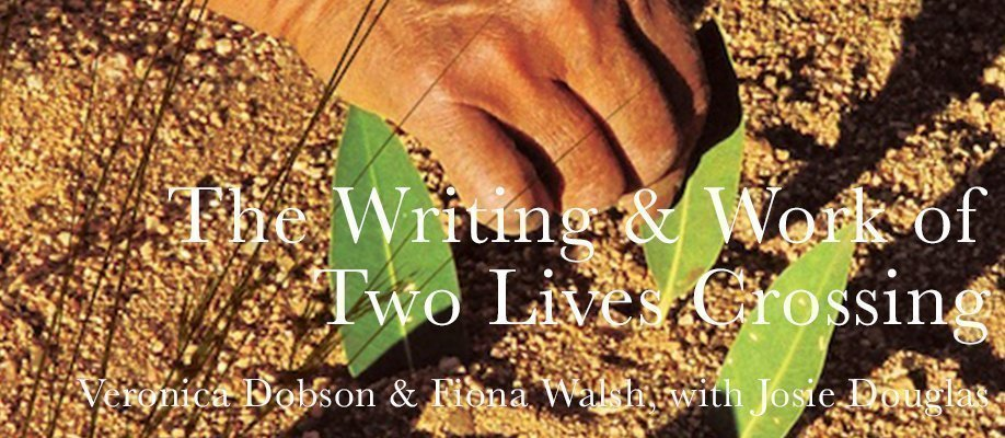 The Writing and Work of Two Lives Crossing