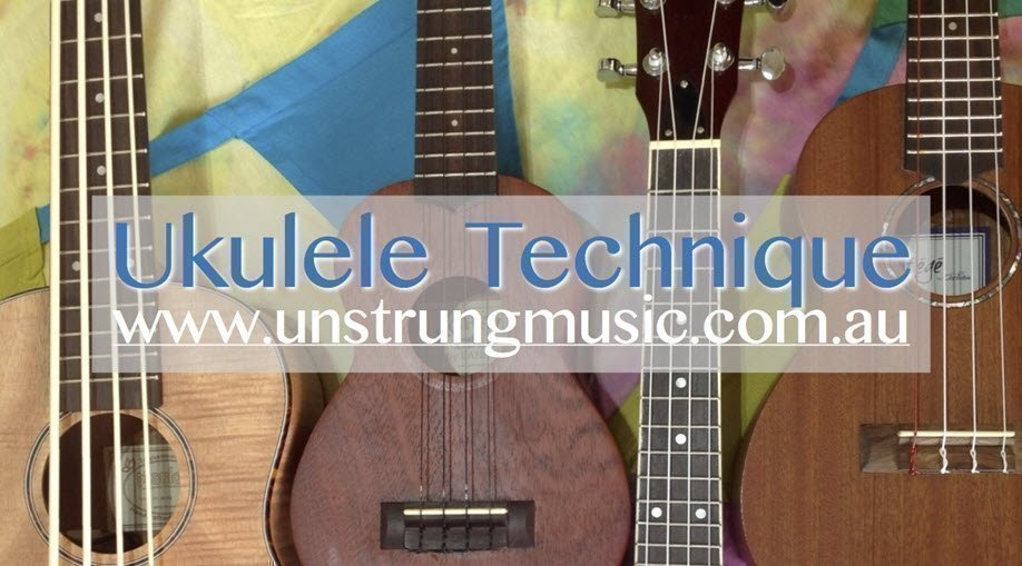 Ukulele Technique - Play melodies, harmonies and learn to read music