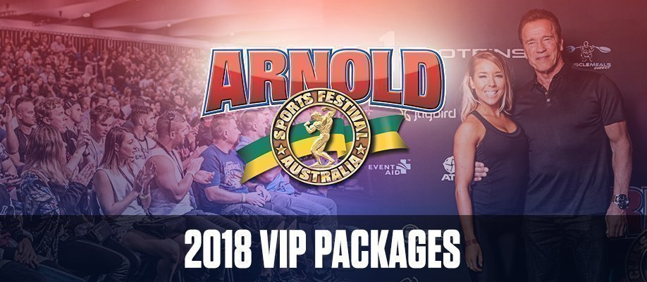 Arnold Sports Festival 2018: VIP Packages