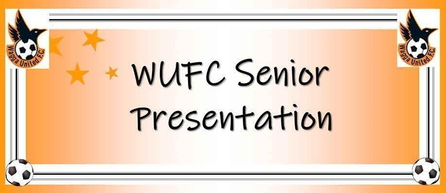WUFC Senior Presentation 2019