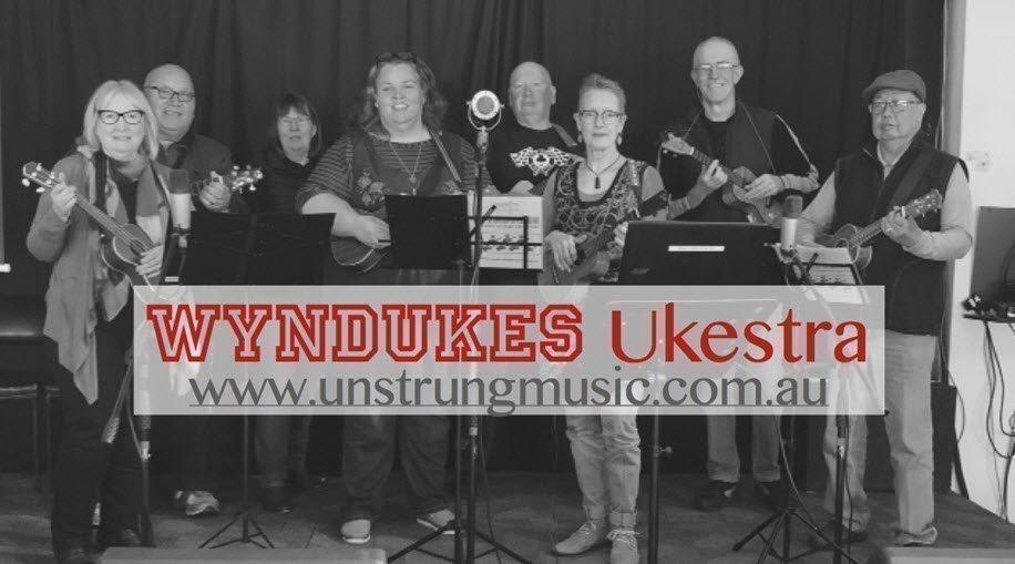 Wyndukes Ukestra - Contemporary Ukulele Group Term 4