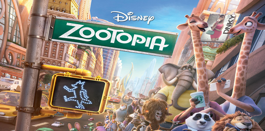 """""""Zootopia"""" Family Fun Movie Night"""