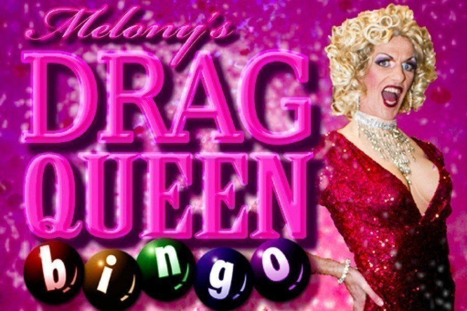Melony's Drag Queen Bingo @ The Bison Bar Nambour: February