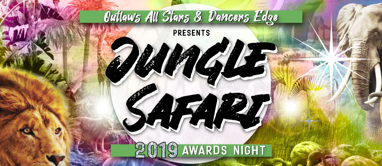 Outlaws Edge Jungle Safari Awards Ball