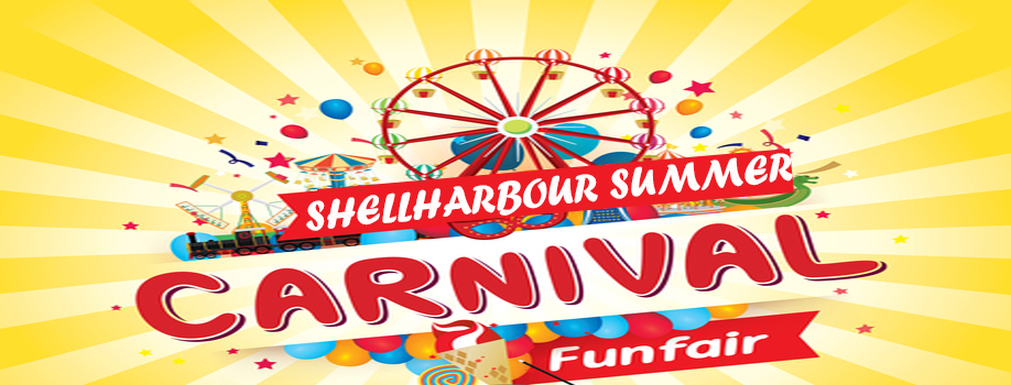 Shellharbour Summer Carnival: Dec 2020 to Jan 2021
