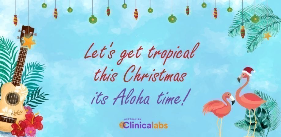 Australian Clinical Labs Christmas Party
