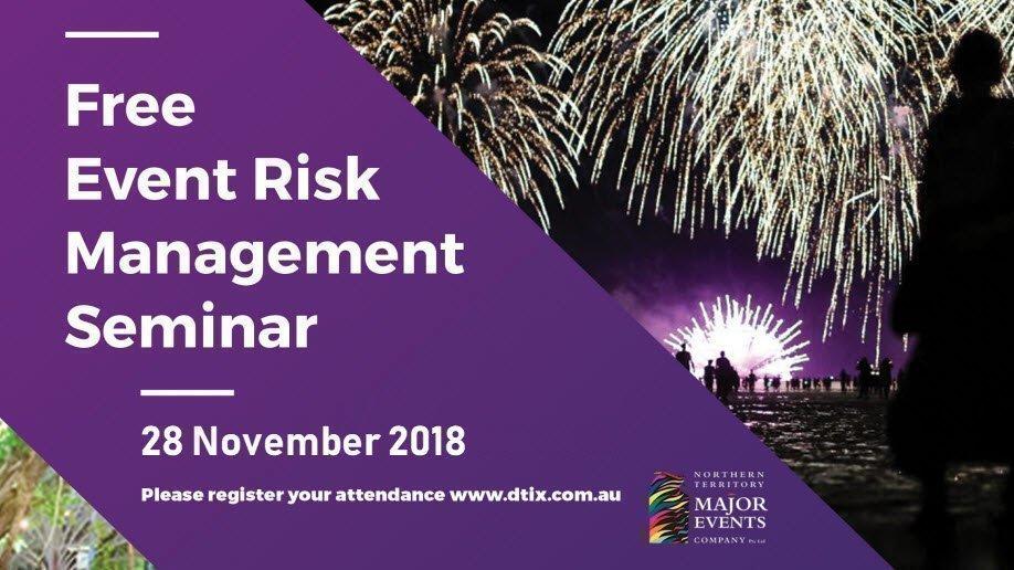 Event Industry Risk Management Seminar