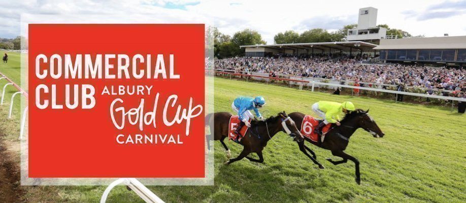 Commercial Club Albury Gold Cup Carnival 2017