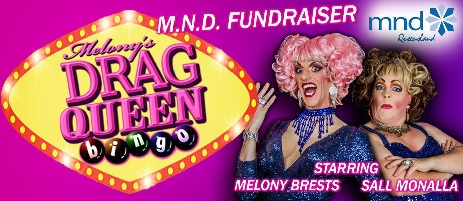 Melony's Drag Queen Bingo MND Fundraiser