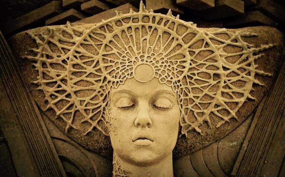 Enchanted Forest Sand Sculpting Exhibition - FEBRUARY