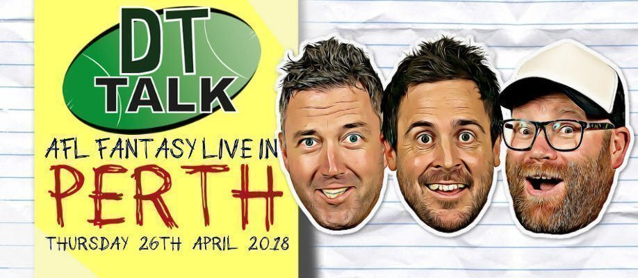DT Talk Live in Perth 2017
