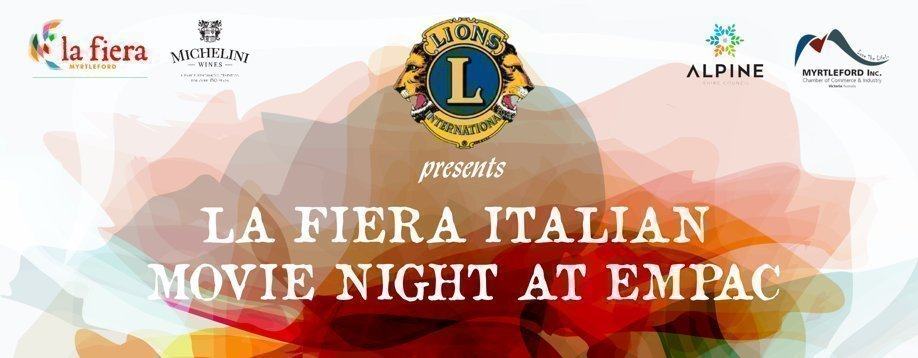 LA FIERA ITALIAN MOVIE NIGHT AT EMPAC