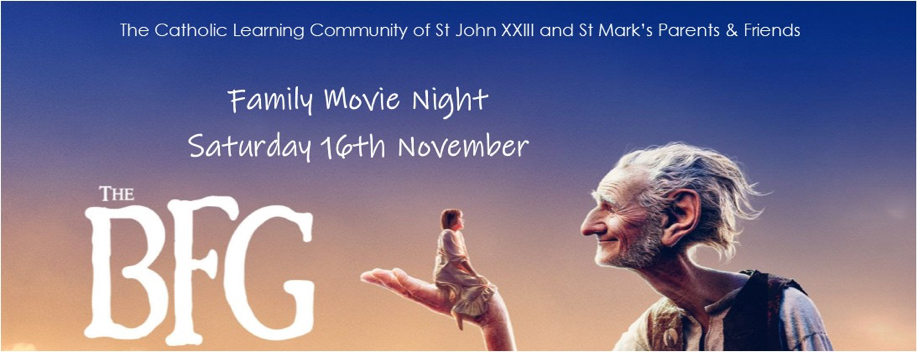 St John XXIII & St Marks Men's Night Out