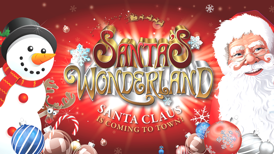 Santa's Wonderland: Sunday 24 December 2017