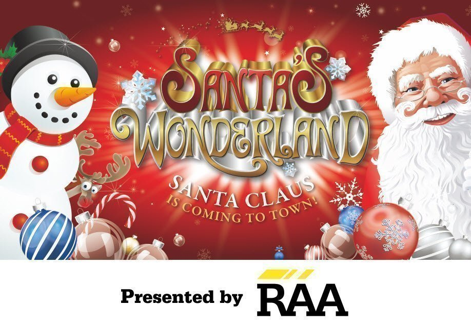 Santa's Wonderland: Friday 15 December 2017