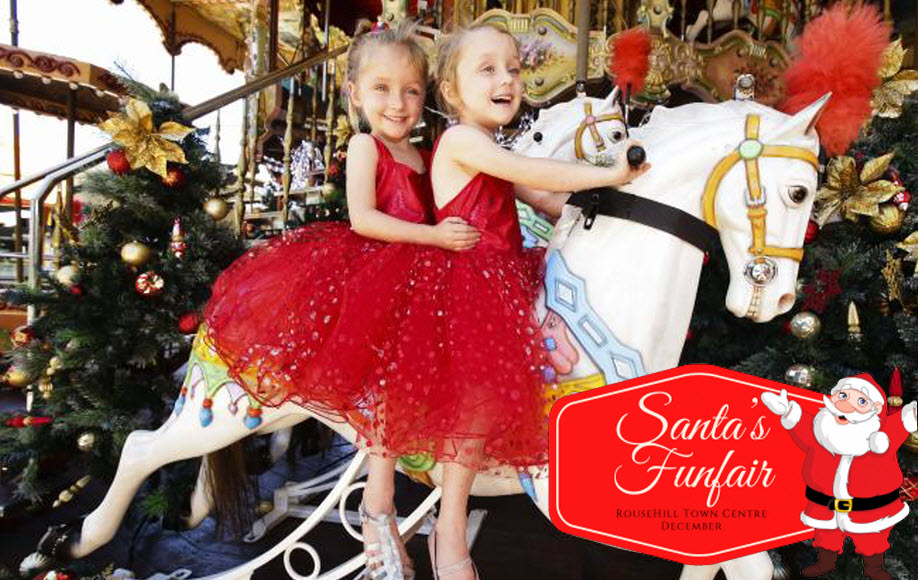 Santa's Fun Fair | MONDAY 21 DECEMBER
