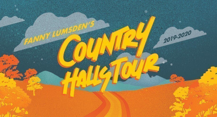 Country Halls Tour - Curban Community Hall