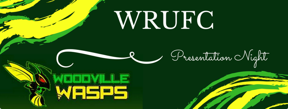 WRUFC 2019 Presentation Night