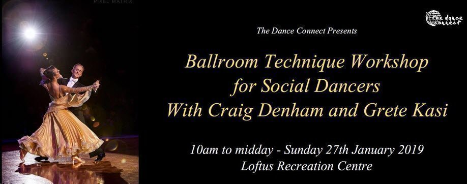 Hollywood! Ballroom & Latin Social Dance Party