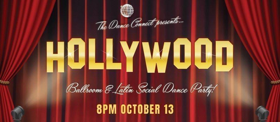 Hollywood! Ballroom & Latin Social Dance Party