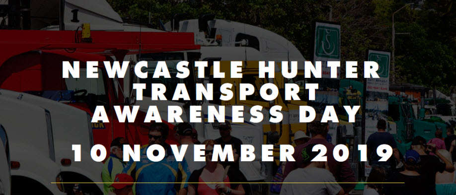 Newcastle & Hunter Transport Awareness Day 2019