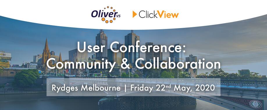 2019 Oliver v5 User Conference: Community & Diversity