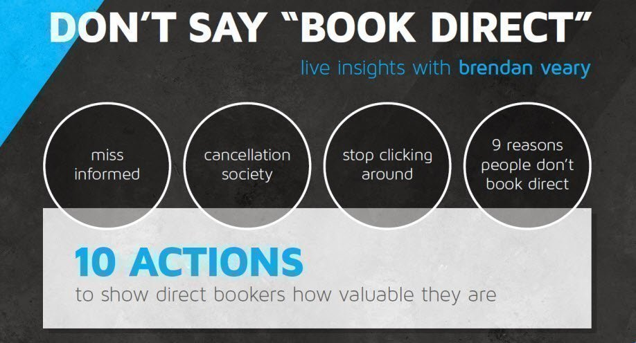 DON'T SAY BOOK DIRECT!!!