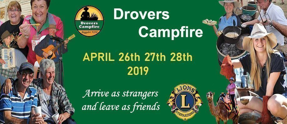 Boggabri Drovers Campfire 2019