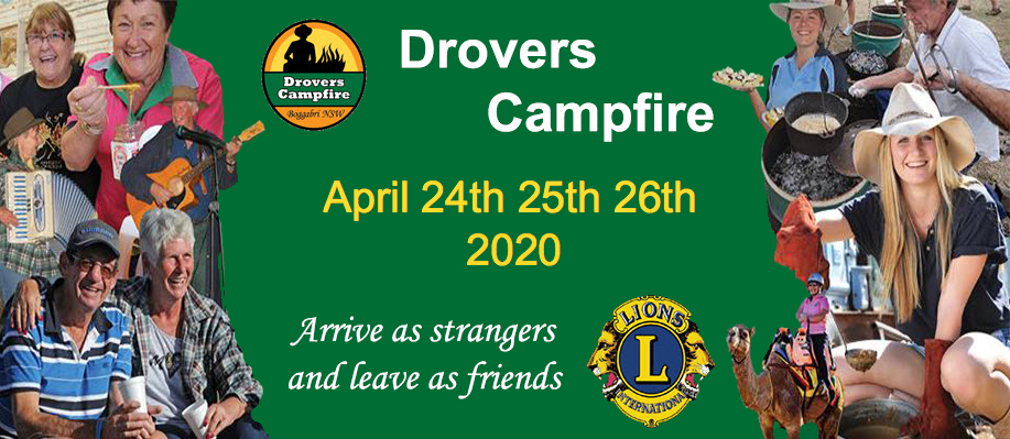 Boggabri Drovers Campfire 2020