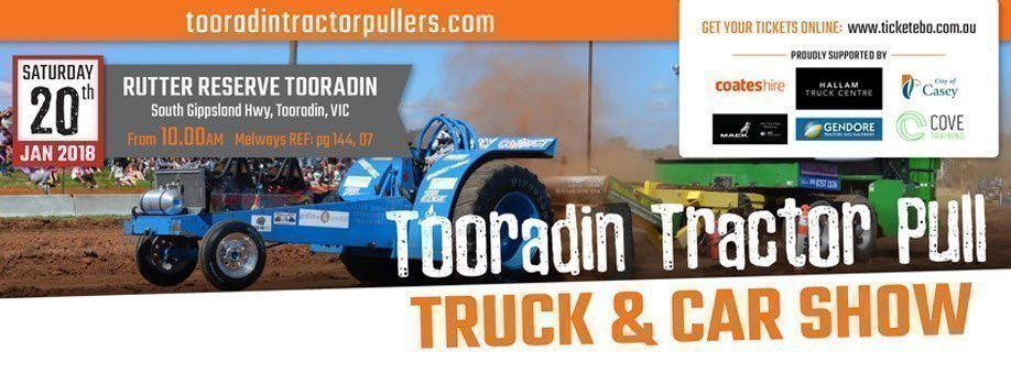 Tooradin Tractor Pull & Truck Show