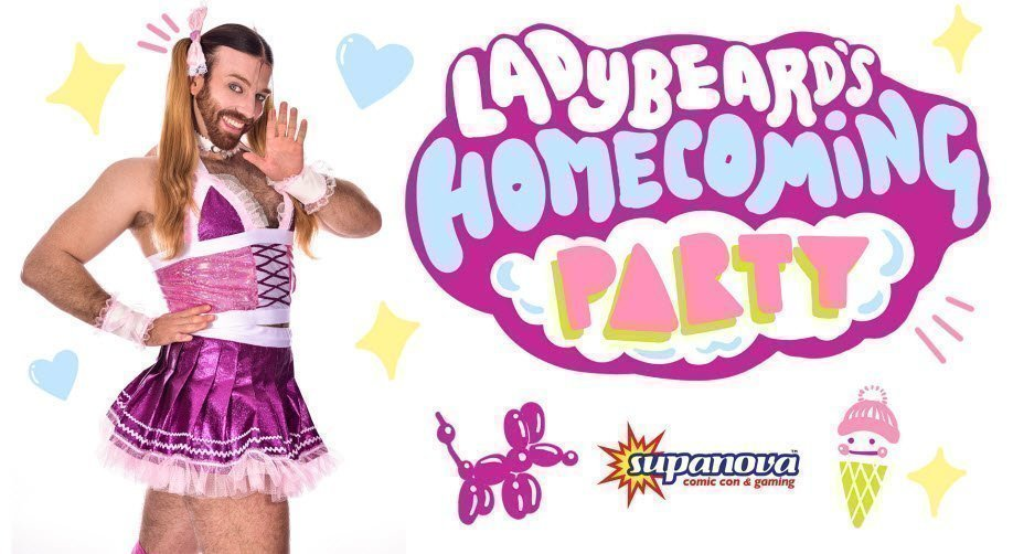 LADYBEARD HOMECOMING PARTY