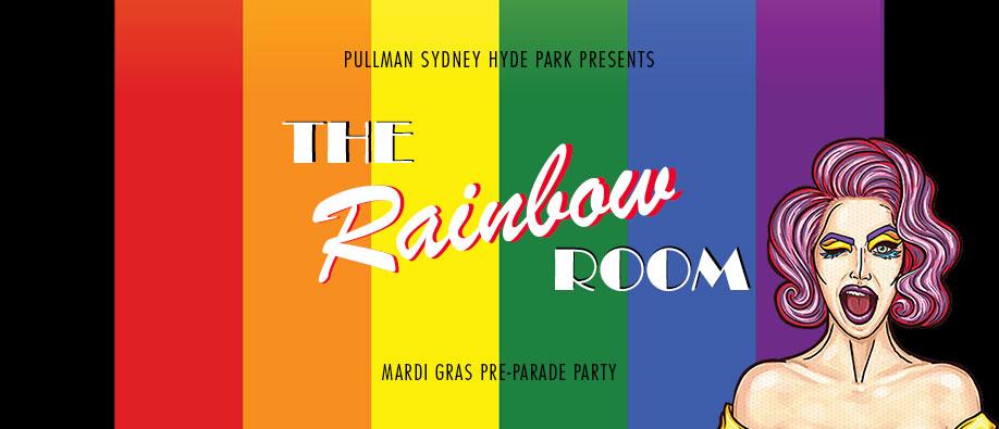 The Rainbow Room: 2020 Mardi Gras Pre-Parade Party