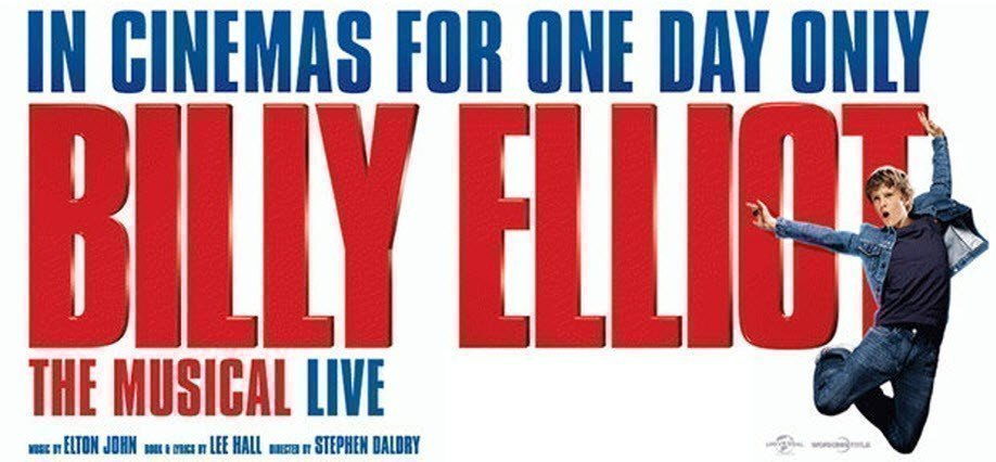 Billy Elliot The Musical: Live – Movie Fundraiser