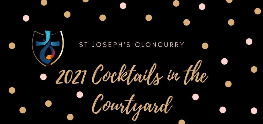 St Joseph's Cloncurry Cocktails in the Courtyard