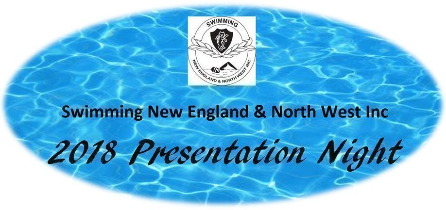 Swimming New England & North West 2018 Presentation Night