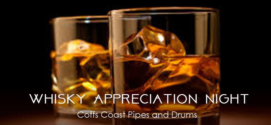 Whisky Appreciation Night
