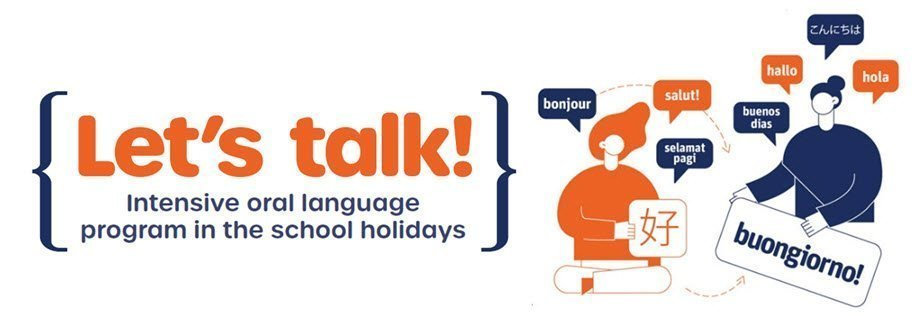Let's Talk! | ITALIAN