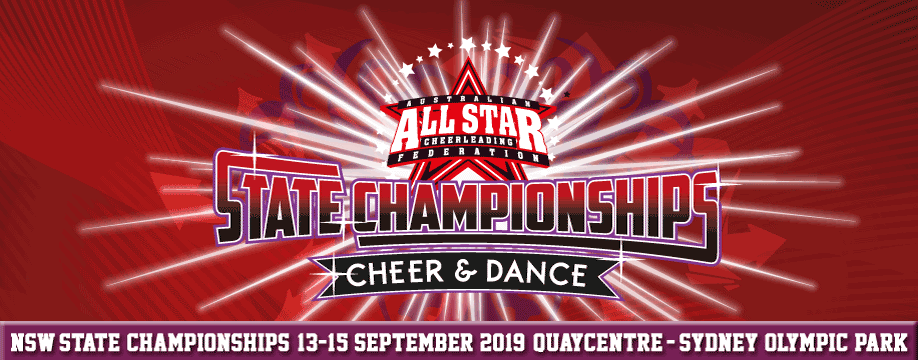 2019 AASCF NSW WINTERFEST CHEER & DANCE CHAMPIONSHIPS