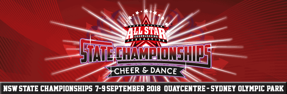 2018 AASCF NSW WINTERFEST CHEER & DANCE CHAMPIONSHIPS