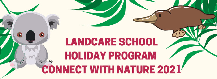 Landcare School Program – Connect with Nature | ST ARNAUD