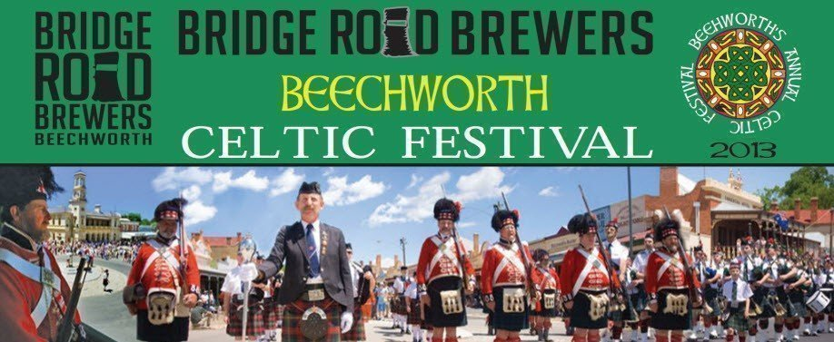 Beechworth's Annual Celtic Festival